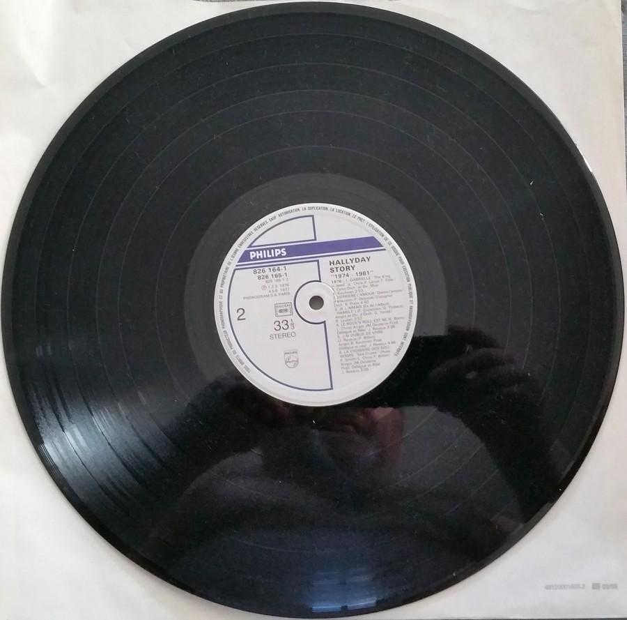 HALLYDAY STORY ( ALBUMS 2 DISQUES )( TOUTES LES EDITIONS )( 1973 - 1988 ) 1984_h57