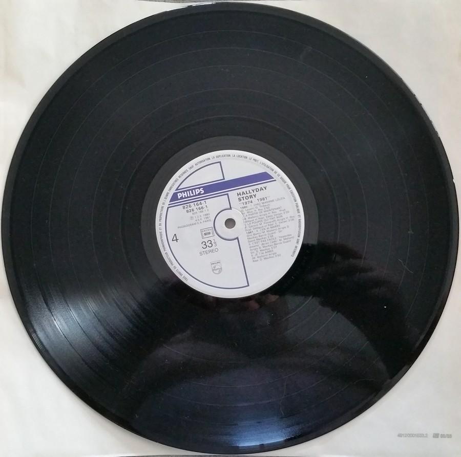 HALLYDAY STORY ( ALBUMS 2 DISQUES )( TOUTES LES EDITIONS )( 1973 - 1988 ) 1984_h58