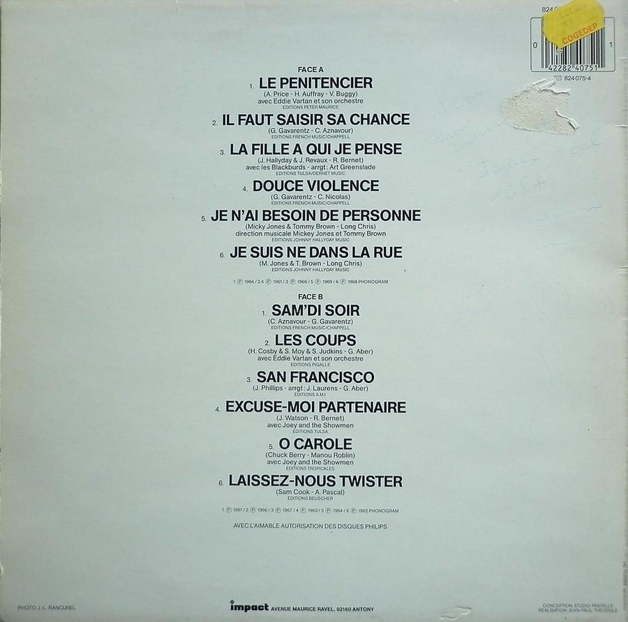 33 TOURS IMPACT ( Toute les éditions )( 1979-1985 ) 1985_013