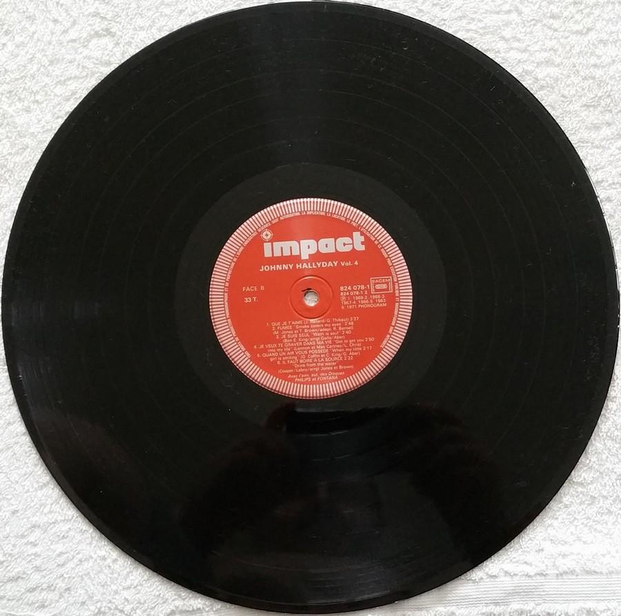 33 TOURS IMPACT ( Toute les éditions )( 1979-1985 ) 1985_028