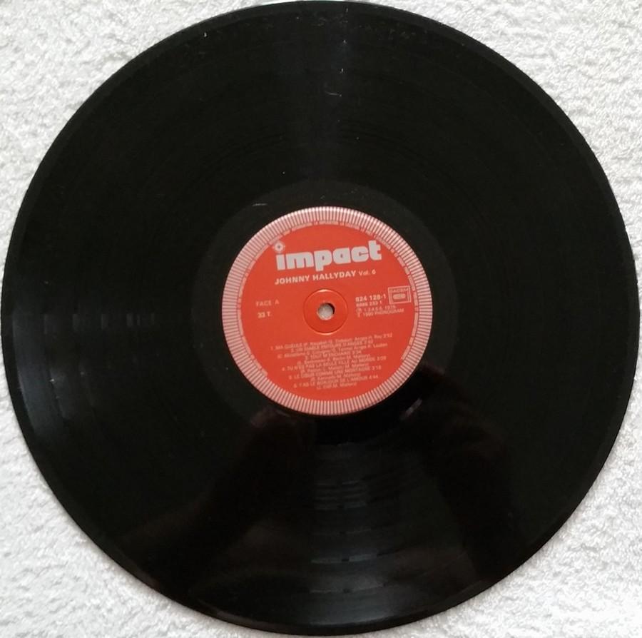 33 TOURS IMPACT ( Toute les éditions )( 1979-1985 ) 1985_032