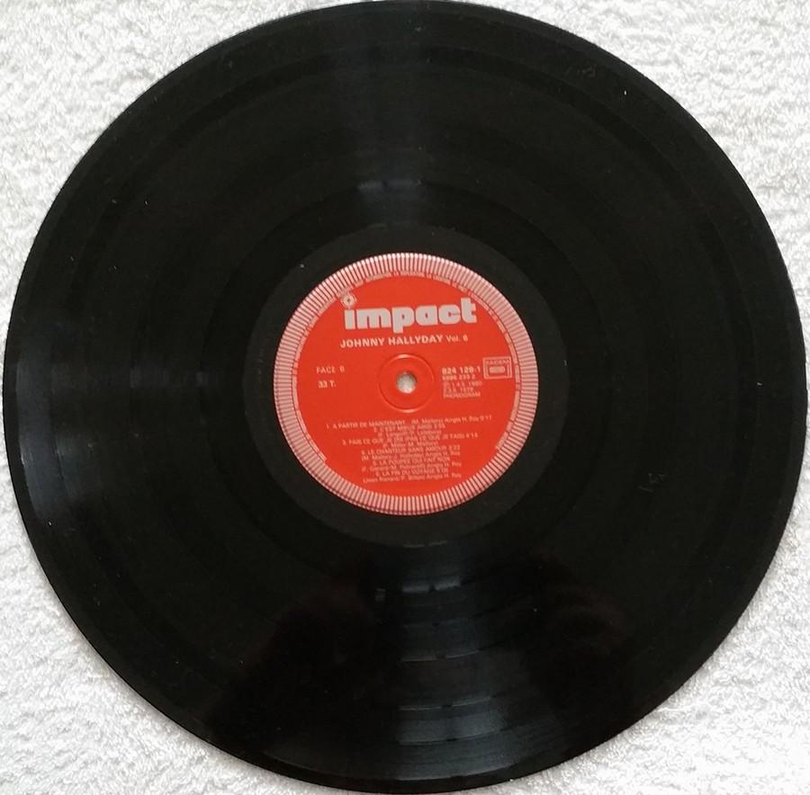 33 TOURS IMPACT ( Toute les éditions )( 1979-1985 ) 1985_034