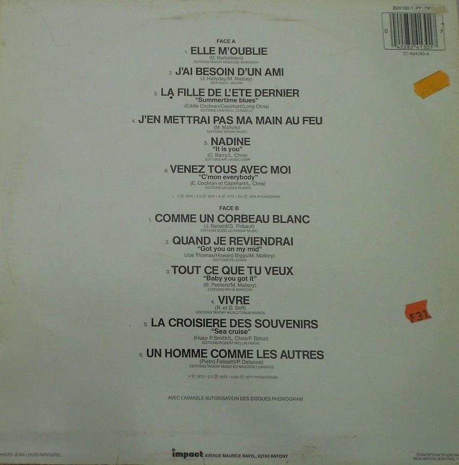 33 TOURS IMPACT ( Toute les éditions )( 1979-1985 ) 1985_040