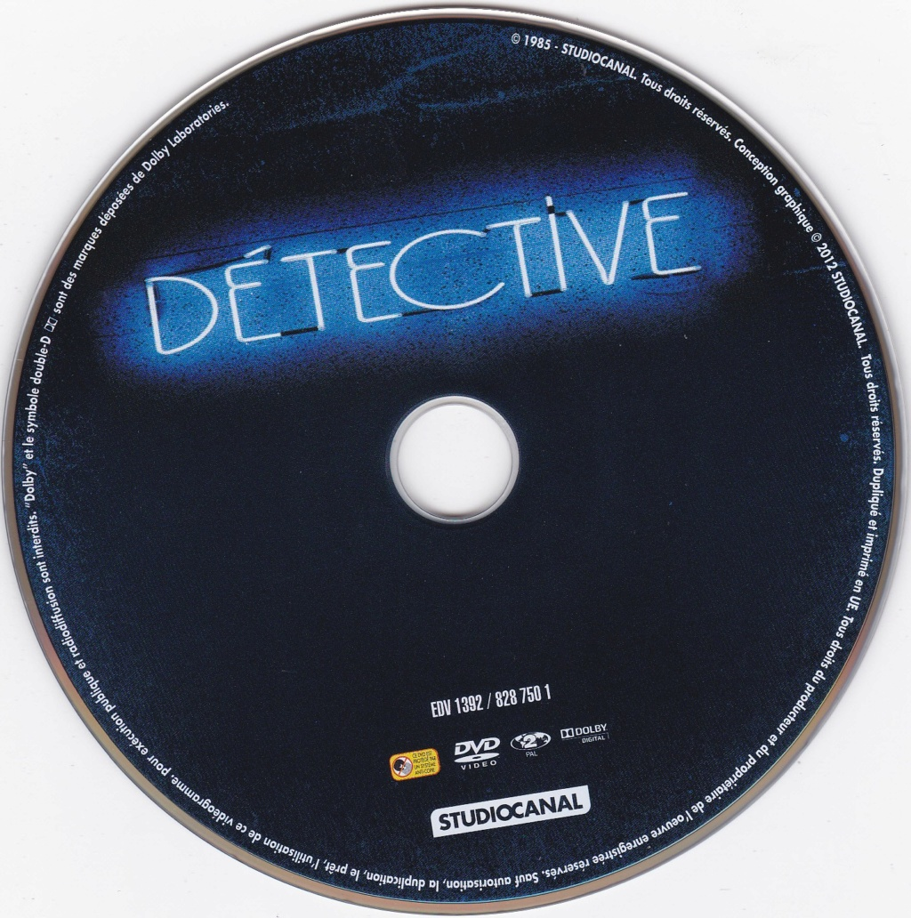 JAQUETTE DVD FILMS ( Jaquette + Sticker ) 1985_d10