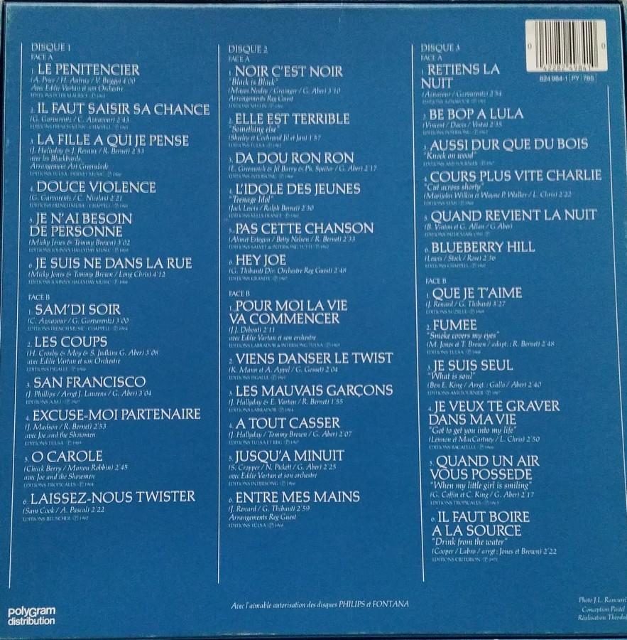 COFFRETS 3 VINYLES ( POLYGRAM DISTRIBUTION )( 1985 ) 1985_l32