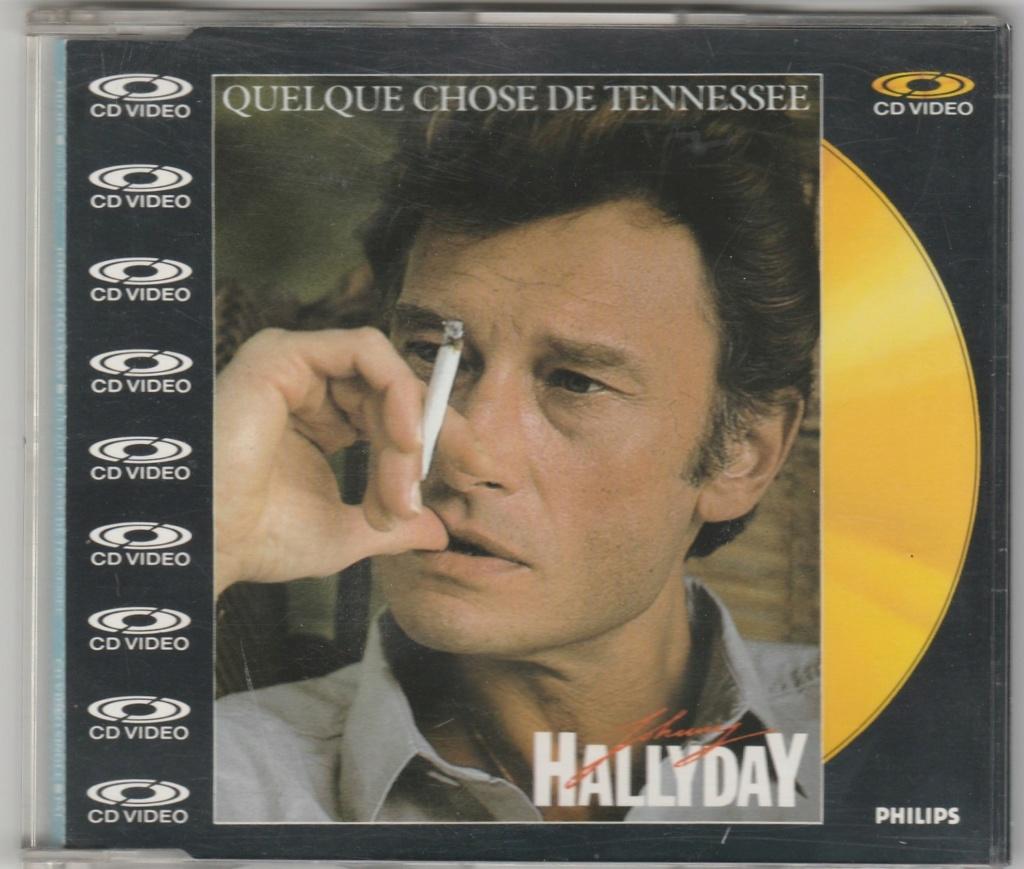 CD VIDEO JOHNNY HALLYDAY ( SERIE DE 5 )( 1985 - 1988 ) 1985_q15