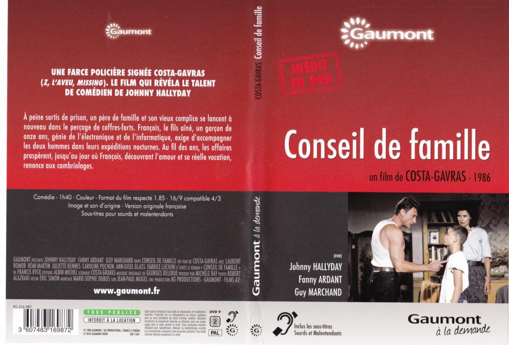 JAQUETTE DVD FILMS ( Jaquette + Sticker ) 1986_c11