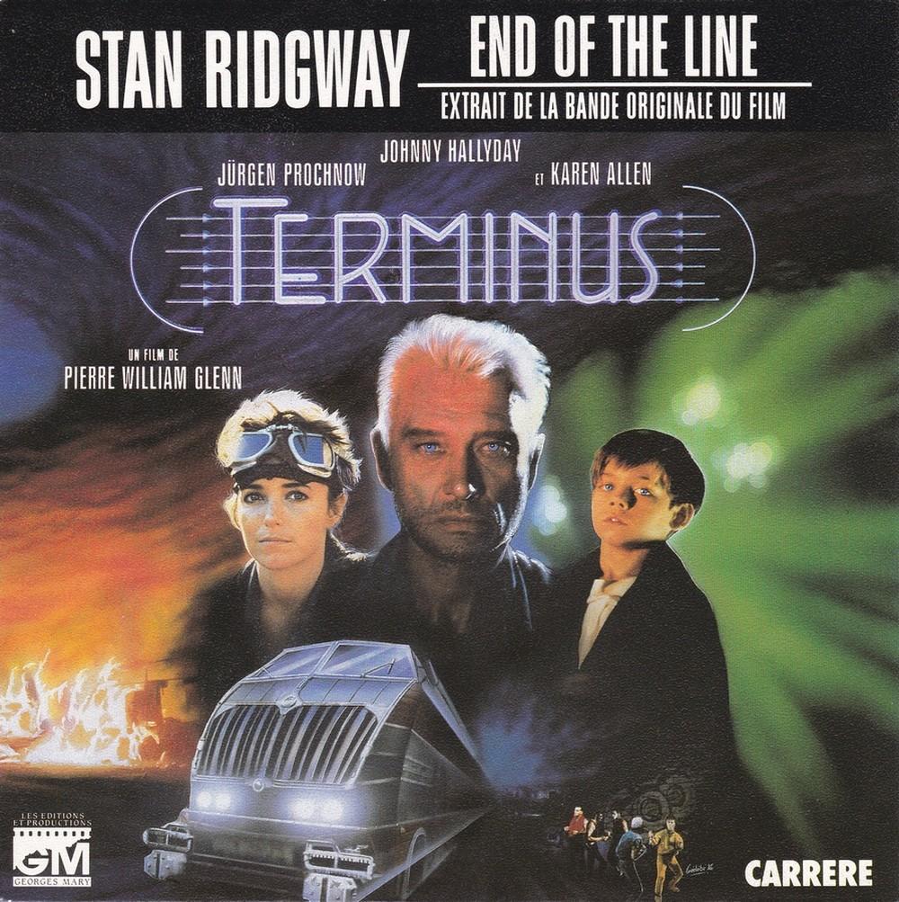 END OF THE LINE ( B.O. DU FILM 'TERMINUS' )( 1986 ) 1987_e14
