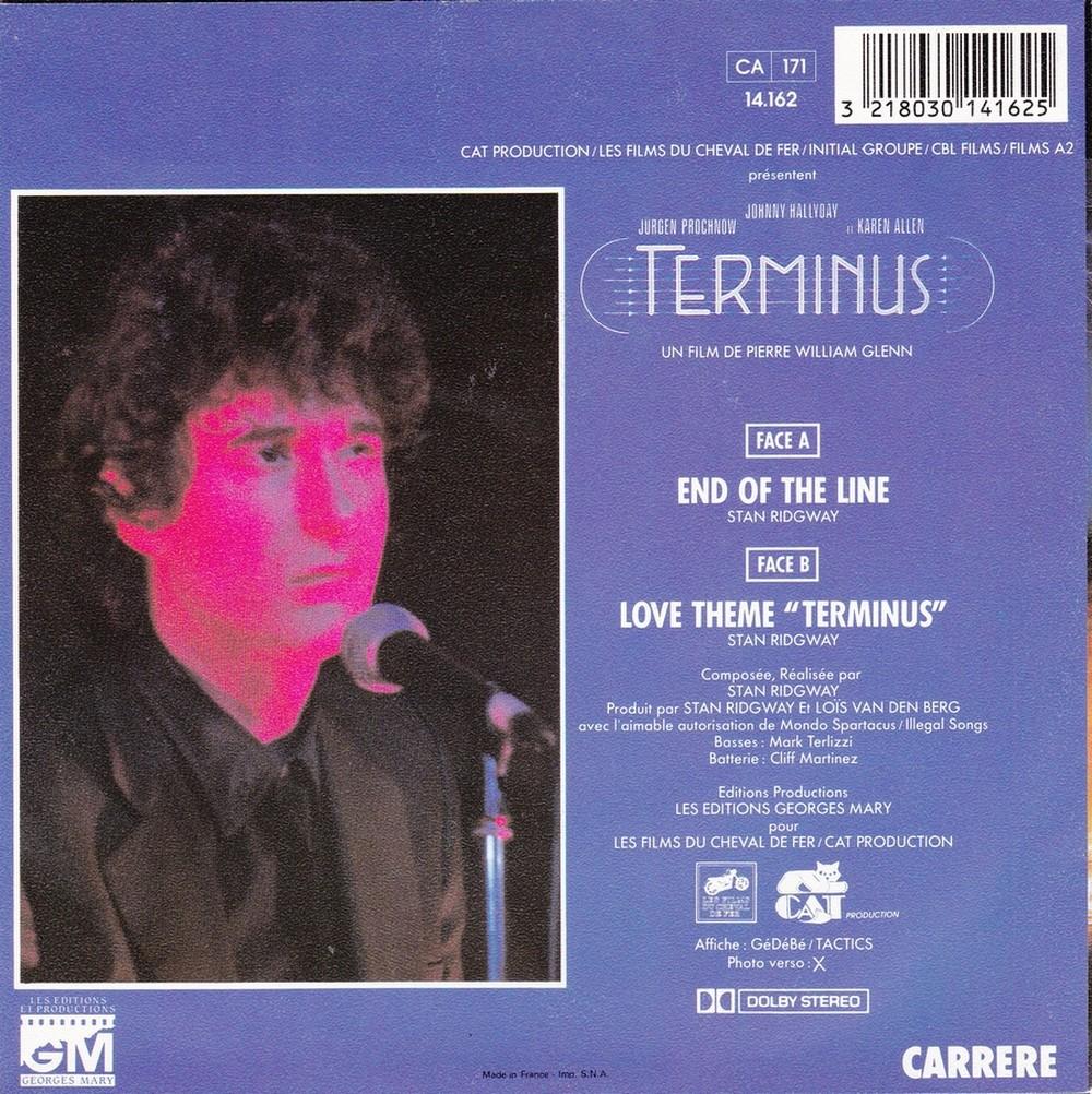 END OF THE LINE ( B.O. DU FILM 'TERMINUS' )( 1986 ) 1987_e15