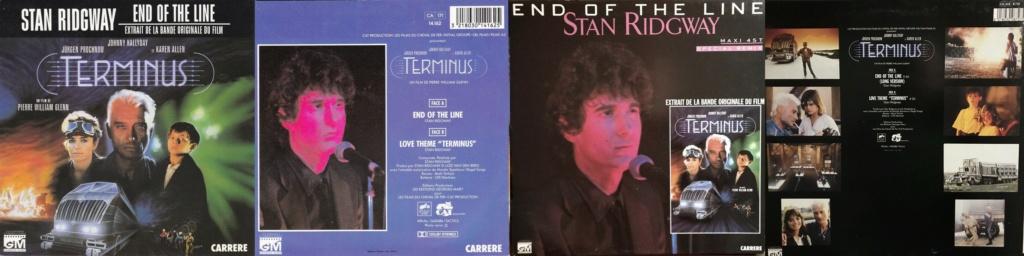 END OF THE LINE ( B.O. DU FILM 'TERMINUS' )( 1986 ) 1987_e16