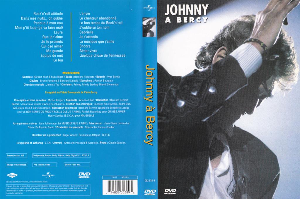 JAQUETTE DVD CONCERTS ( Jaquette + Sticker ) 1987_j11