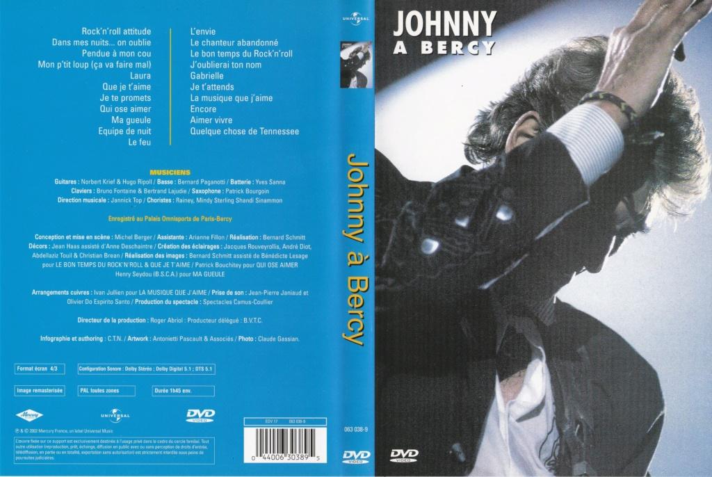 LES CONCERTS DE JOHNNY 'BERCY 1987' 1987_j23