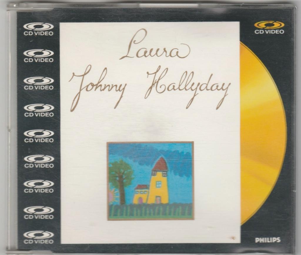 CD VIDEO JOHNNY HALLYDAY ( SERIE DE 5 )( 1985 - 1988 ) 1987_l10