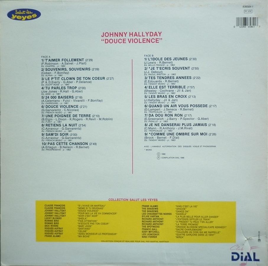 Club Dial Editions 1988_d14