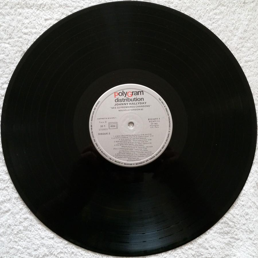 HALLYDAY STORY ( ALBUMS 2 DISQUES )( TOUTES LES EDITIONS )( 1973 - 1988 ) 1988_h20