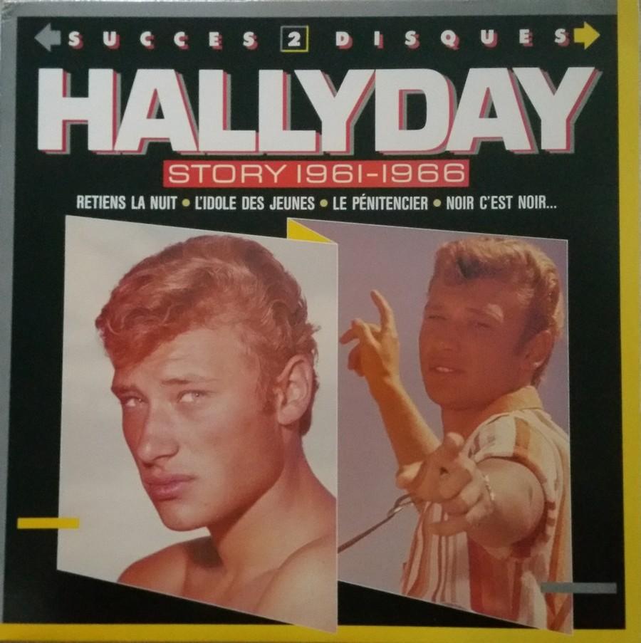 HALLYDAY STORY ( ALBUMS 2 DISQUES )( TOUTES LES EDITIONS )( 1973 - 1988 ) 1988_h22