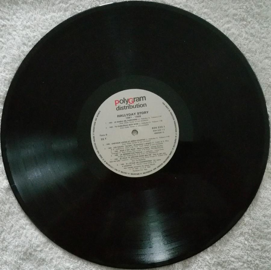 HALLYDAY STORY ( ALBUMS 2 DISQUES )( TOUTES LES EDITIONS )( 1973 - 1988 ) 1988_h25