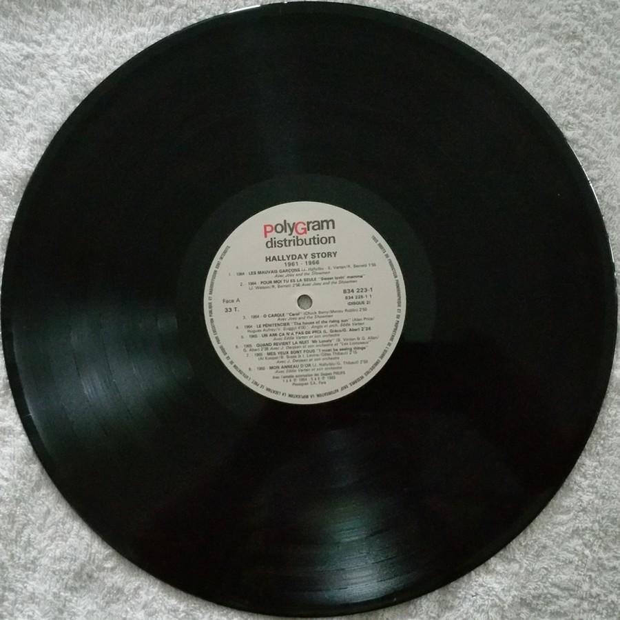 HALLYDAY STORY ( ALBUMS 2 DISQUES )( TOUTES LES EDITIONS )( 1973 - 1988 ) 1988_h26