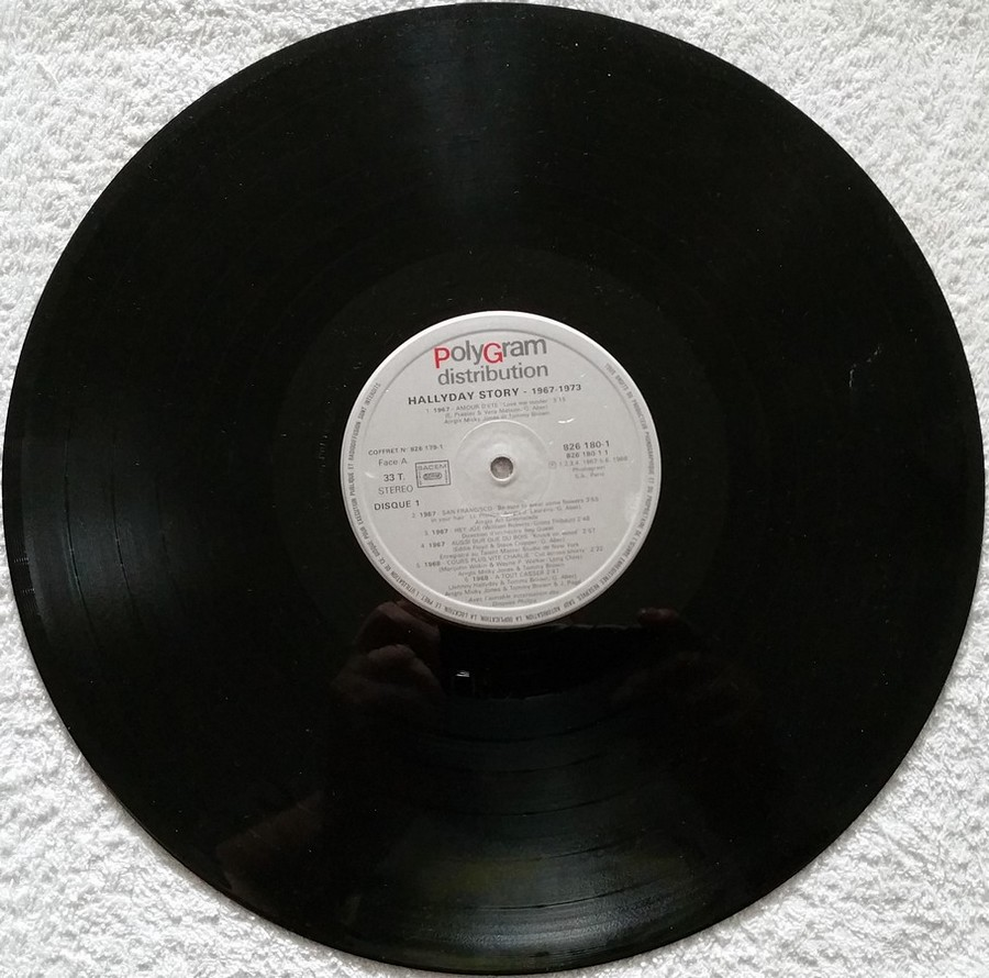 HALLYDAY STORY ( ALBUMS 2 DISQUES )( TOUTES LES EDITIONS )( 1973 - 1988 ) 1988_h28