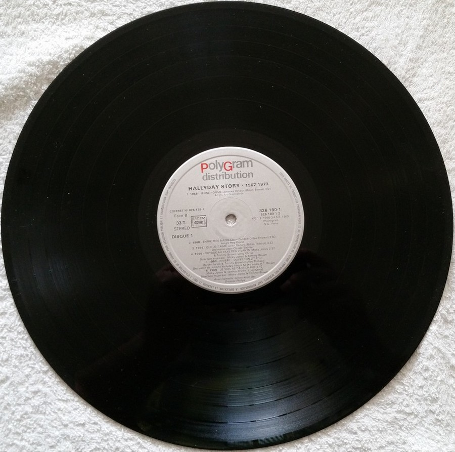 HALLYDAY STORY ( ALBUMS 2 DISQUES )( TOUTES LES EDITIONS )( 1973 - 1988 ) 1988_h29