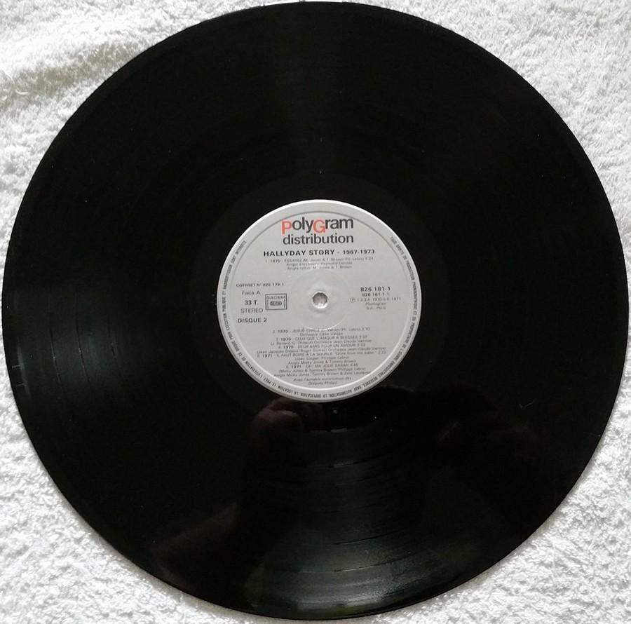HALLYDAY STORY ( ALBUMS 2 DISQUES )( TOUTES LES EDITIONS )( 1973 - 1988 ) 1988_h32