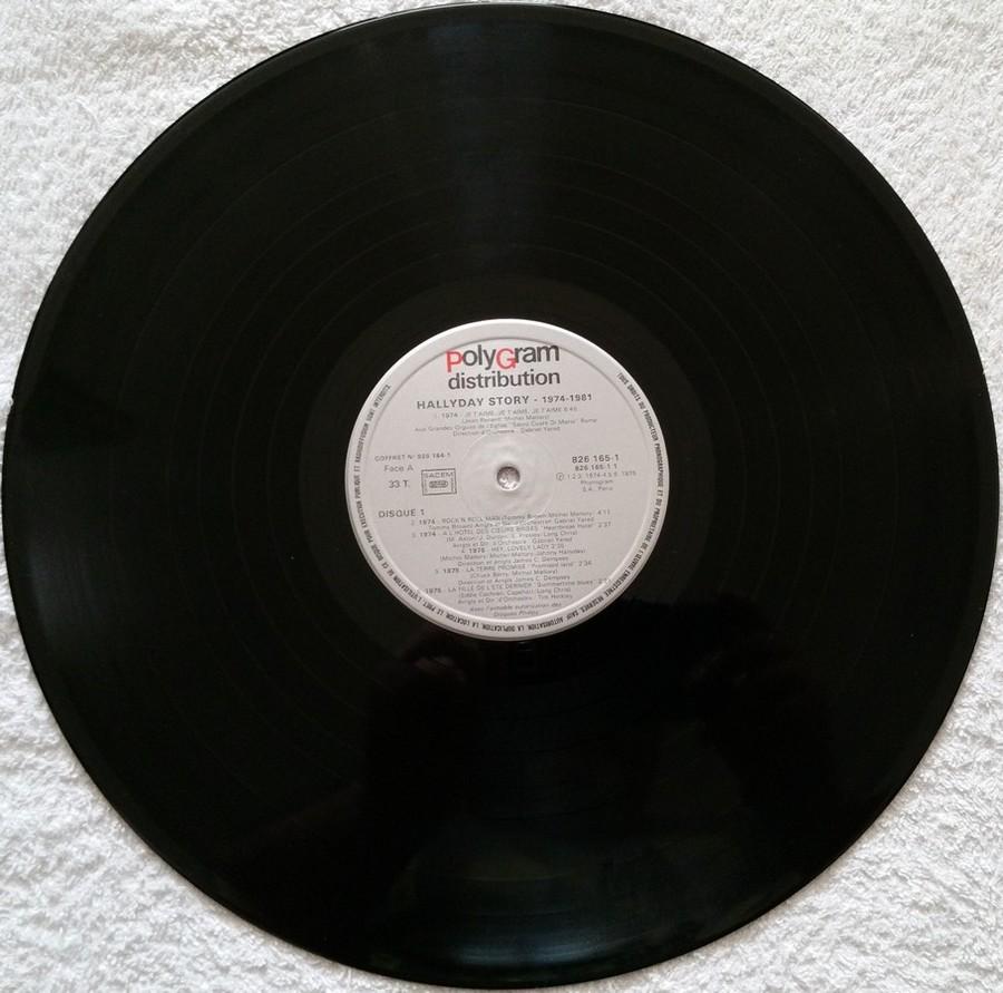 HALLYDAY STORY ( ALBUMS 2 DISQUES )( TOUTES LES EDITIONS )( 1973 - 1988 ) 1988_h35