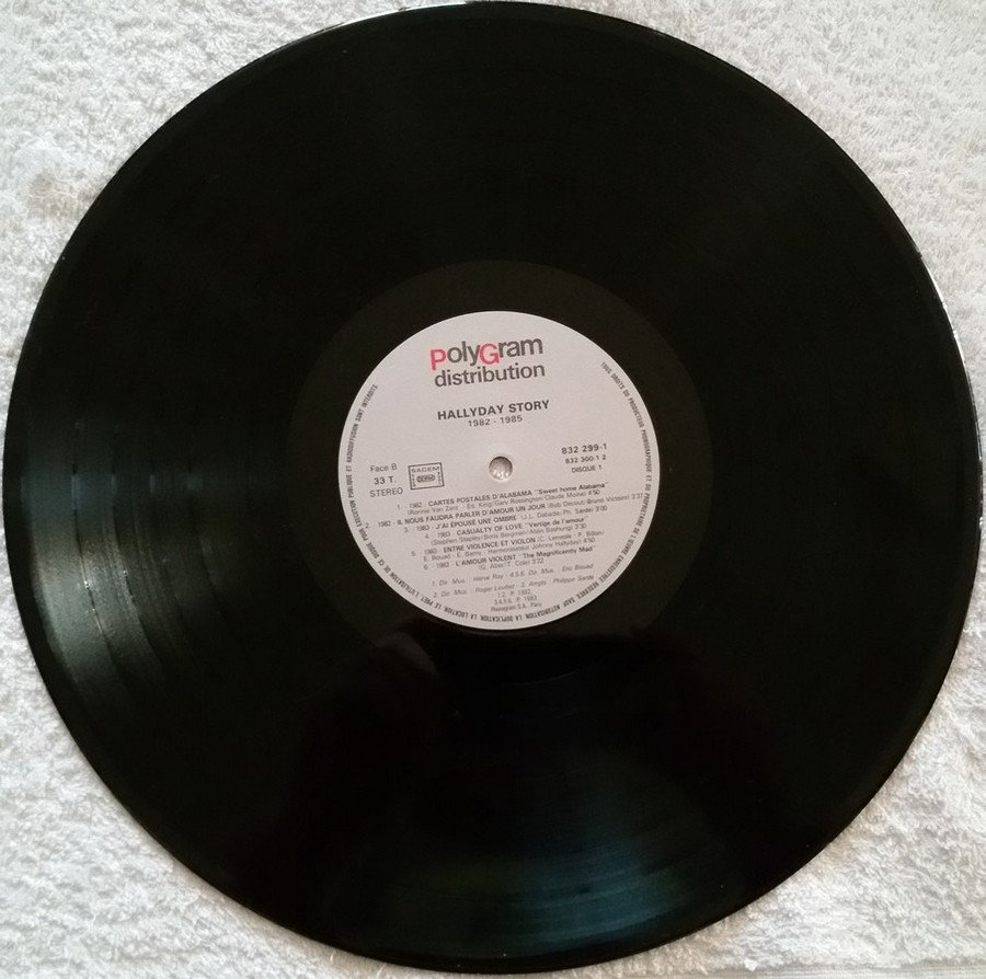 HALLYDAY STORY ( ALBUMS 2 DISQUES )( TOUTES LES EDITIONS )( 1973 - 1988 ) 1988_h40