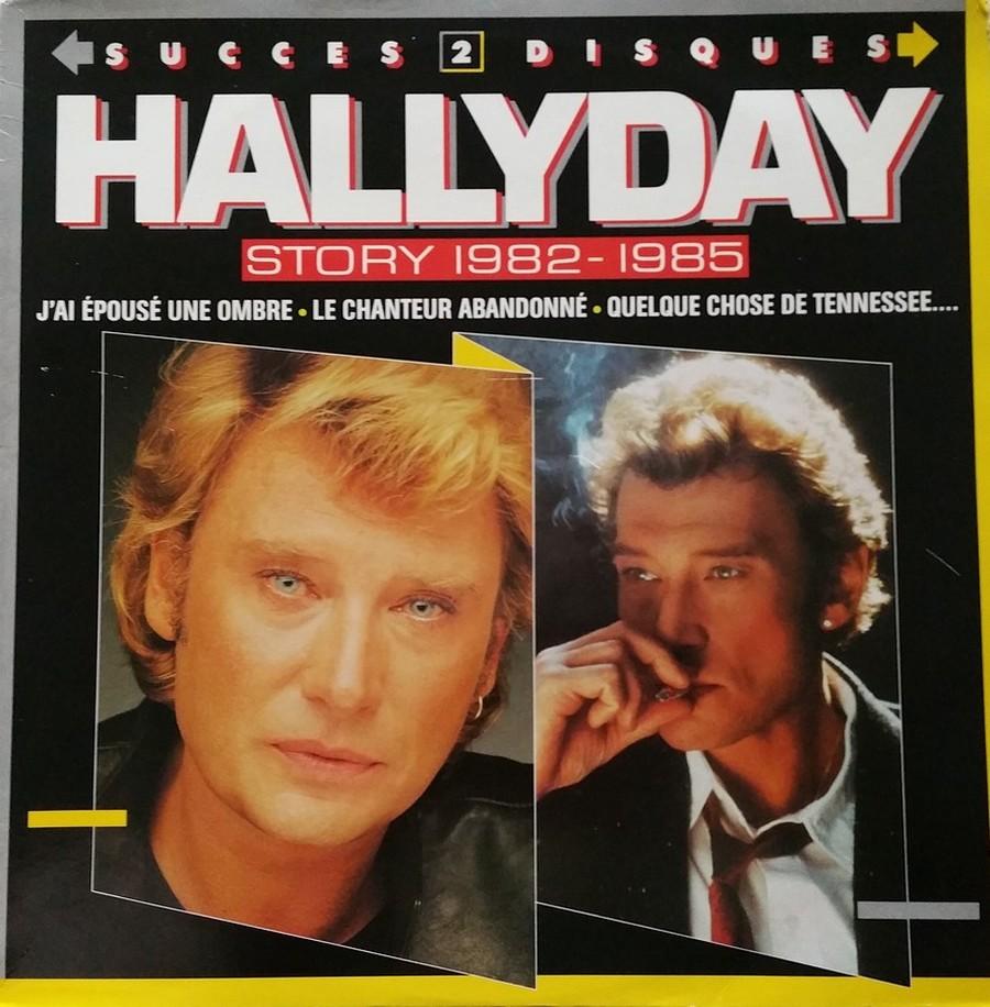 HALLYDAY STORY ( ALBUMS 2 DISQUES )( TOUTES LES EDITIONS )( 1973 - 1988 ) 1988_h41