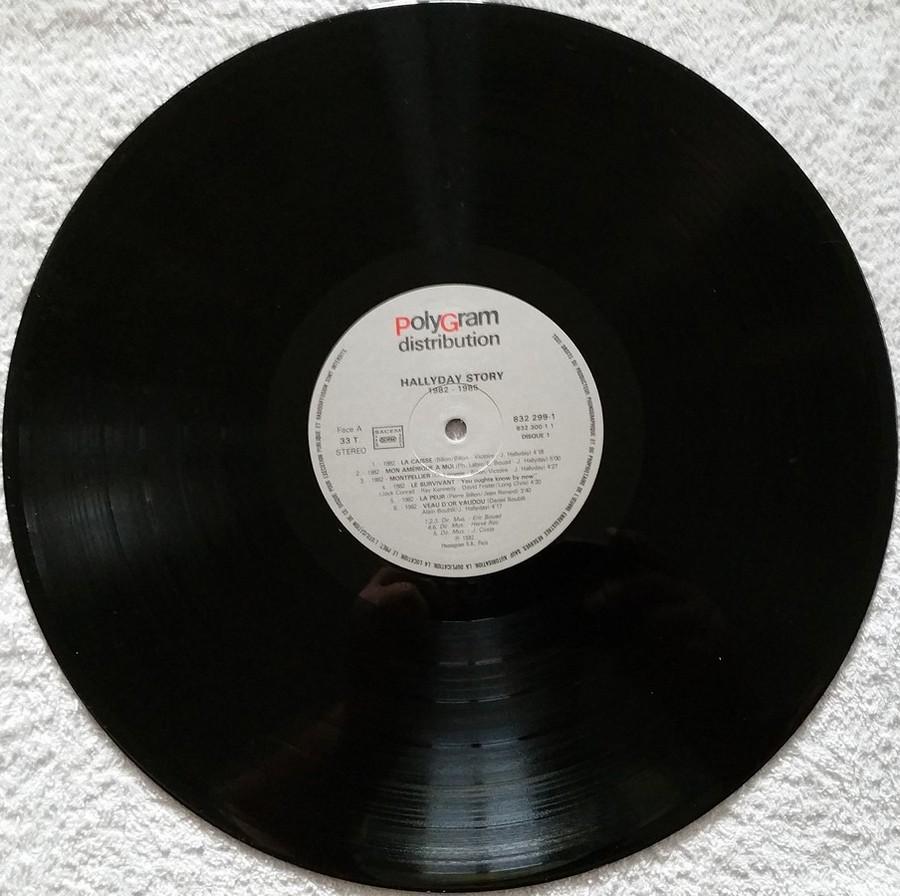 HALLYDAY STORY ( ALBUMS 2 DISQUES )( TOUTES LES EDITIONS )( 1973 - 1988 ) 1988_h42
