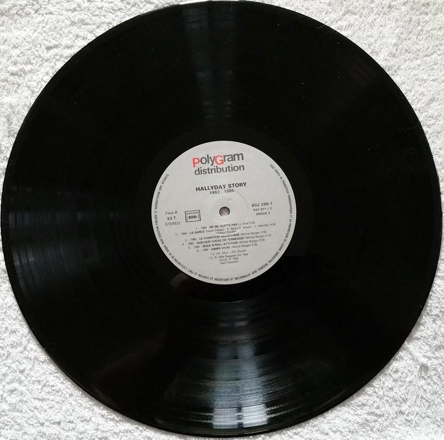 HALLYDAY STORY ( ALBUMS 2 DISQUES )( TOUTES LES EDITIONS )( 1973 - 1988 ) 1988_h44