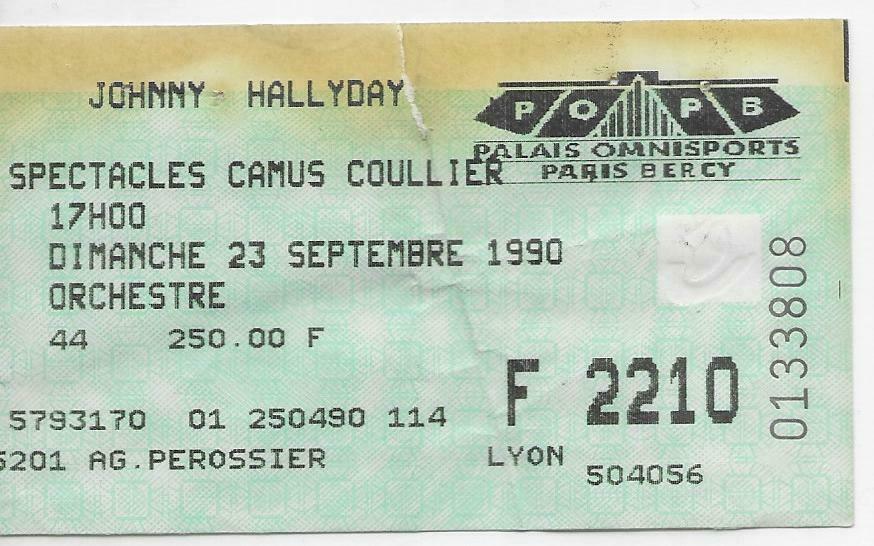 Pour Zorba (billets de concert) 1990_510