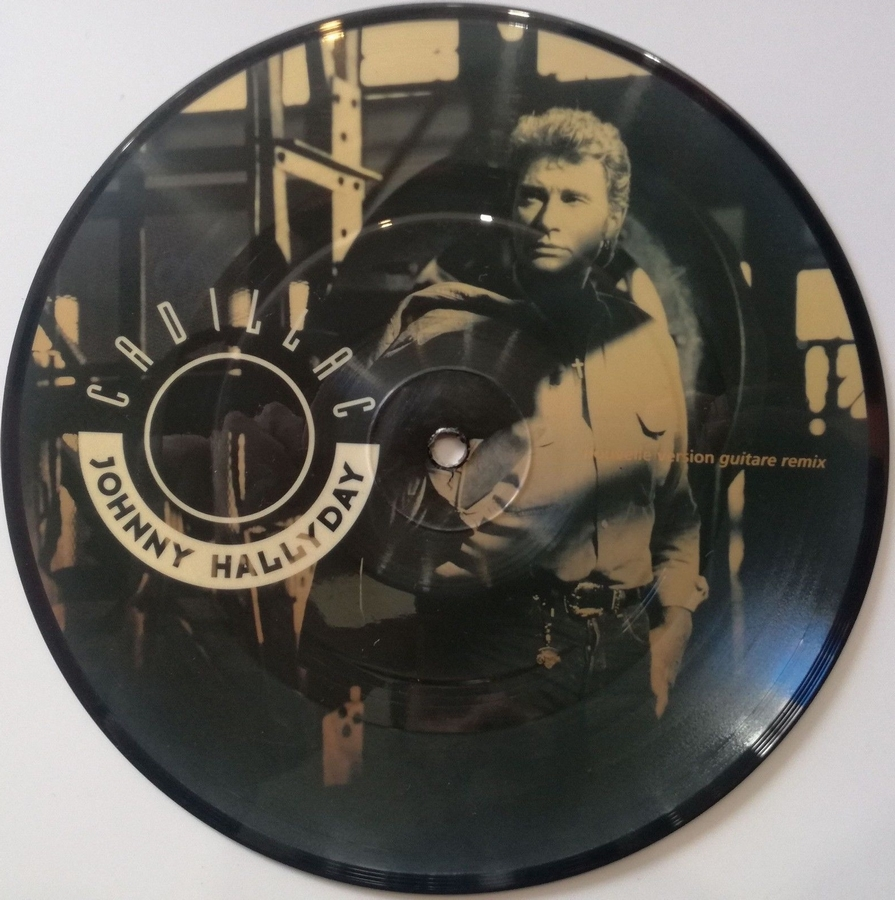 Picture disc officiel ( Universal, Sony, Warner ) 1990_814