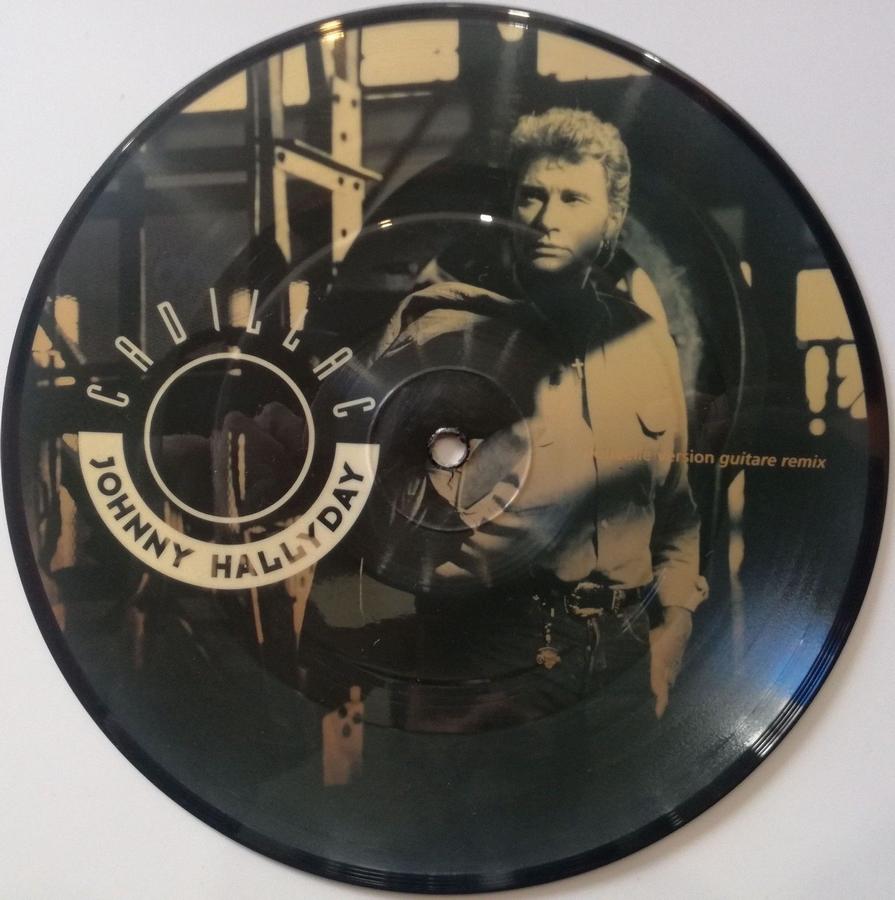 Picture disc officiel ( Universal Music )( Première partie ) 1990_818