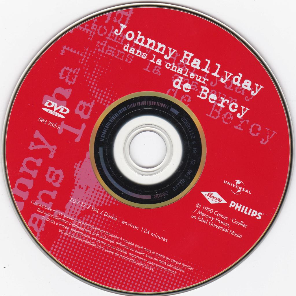 JAQUETTE DVD CONCERTS ( Jaquette + Sticker ) 1990_d10