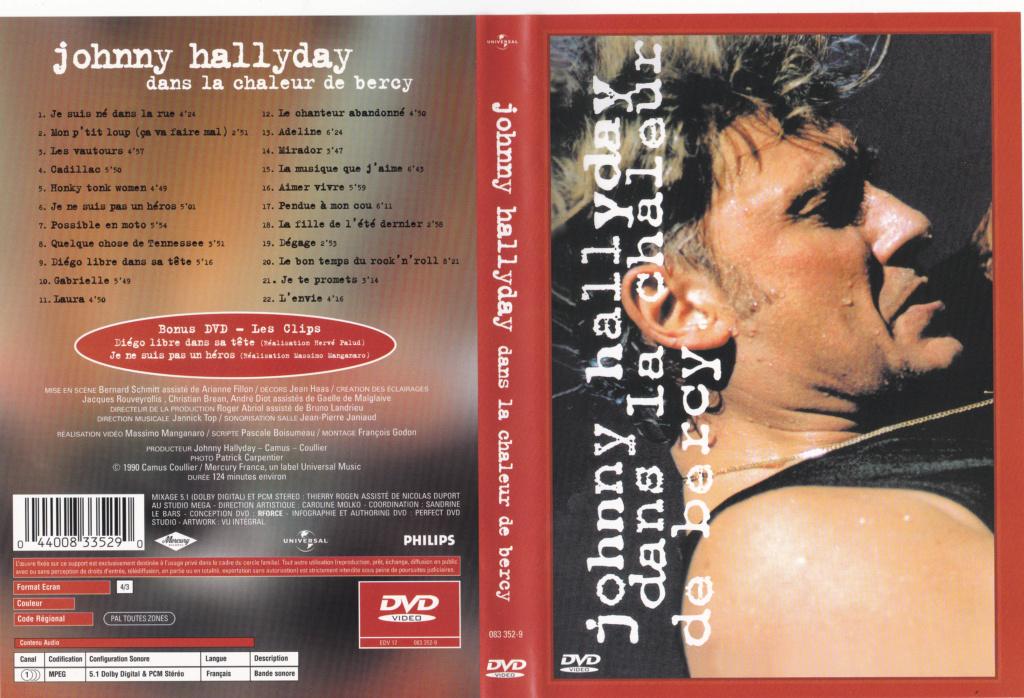 JAQUETTE DVD CONCERTS ( Jaquette + Sticker ) 1990_d11
