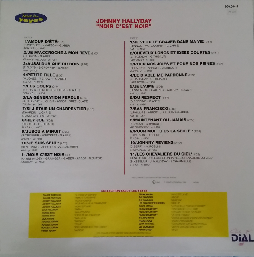 Club Dial Editions 1990_s14