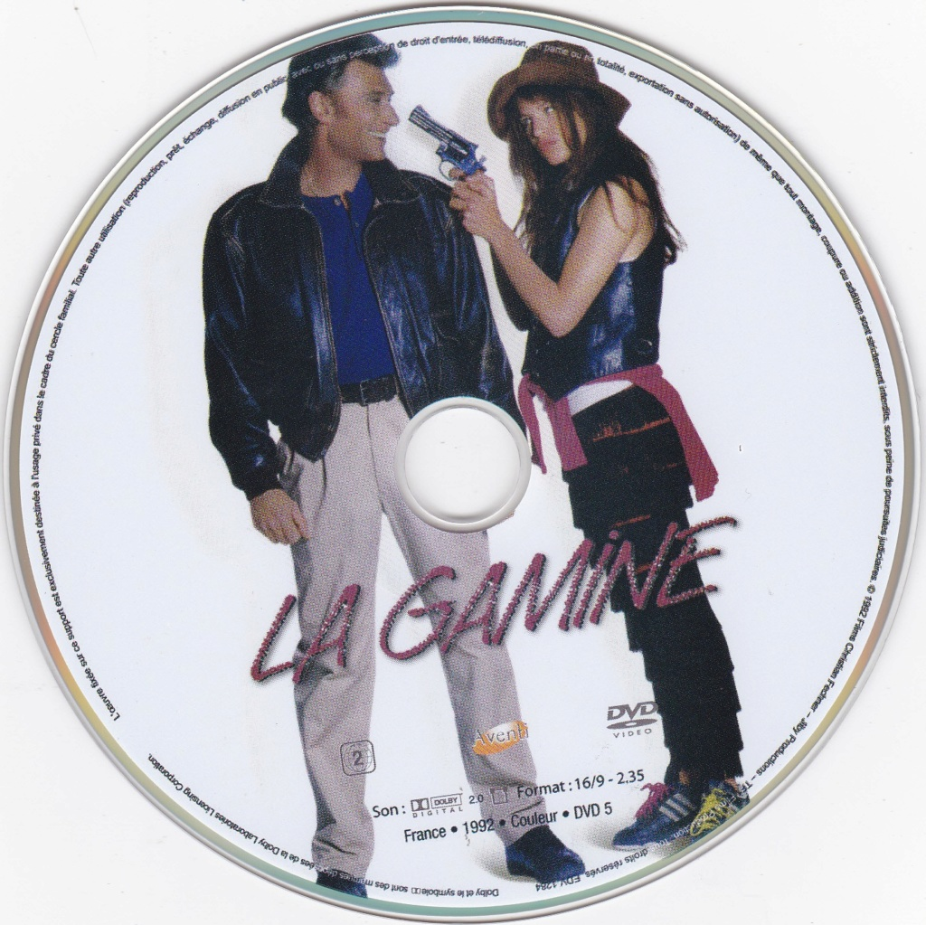 JAQUETTE DVD FILMS ( Jaquette + Sticker ) 1991_l10
