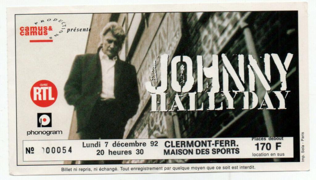 Pour Zorba (billets de concert) 1992_310