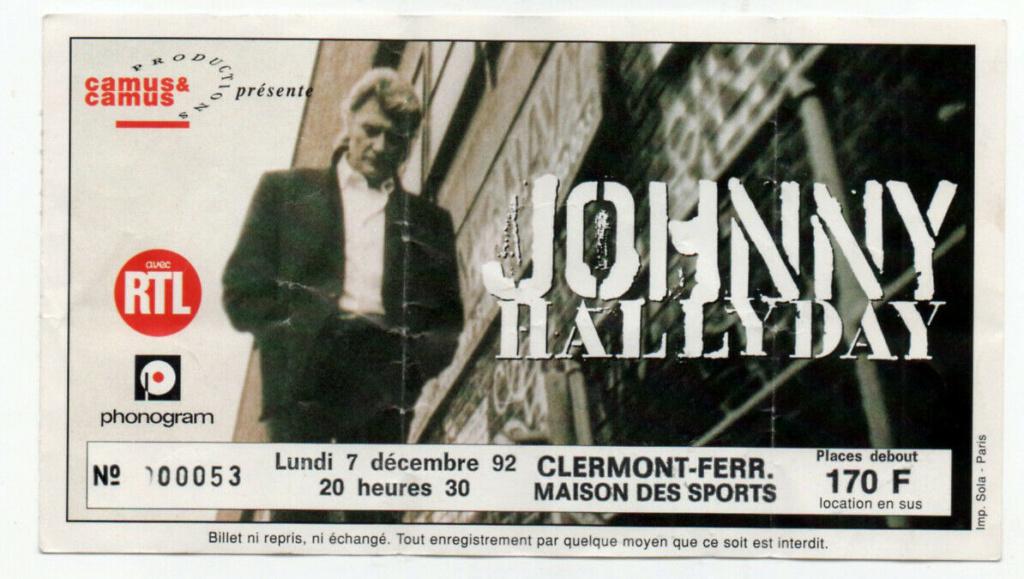 Pour Zorba (billets de concert) 1992_410