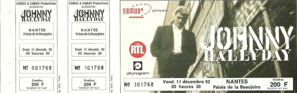 Pour Zorba (billets de concert) 1992_510