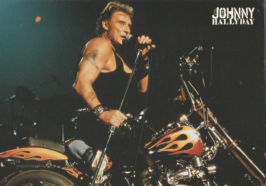 LES CONCERTS DE JOHNNY 'BERCY 1992' 1992_b23