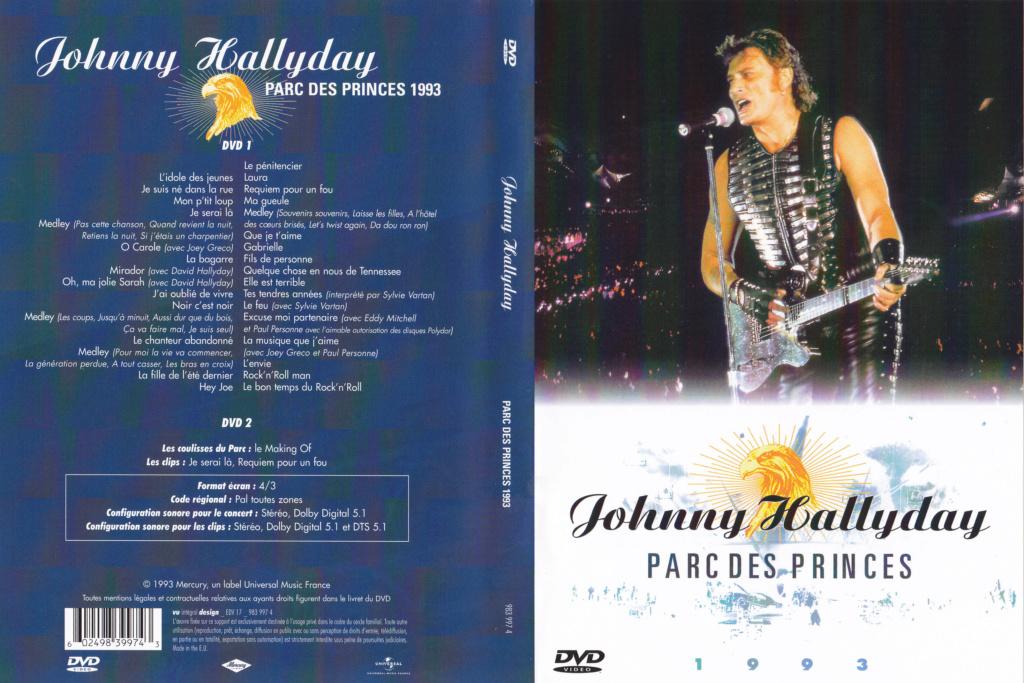 JAQUETTE DVD CONCERTS ( Jaquette + Sticker ) 1993_p14