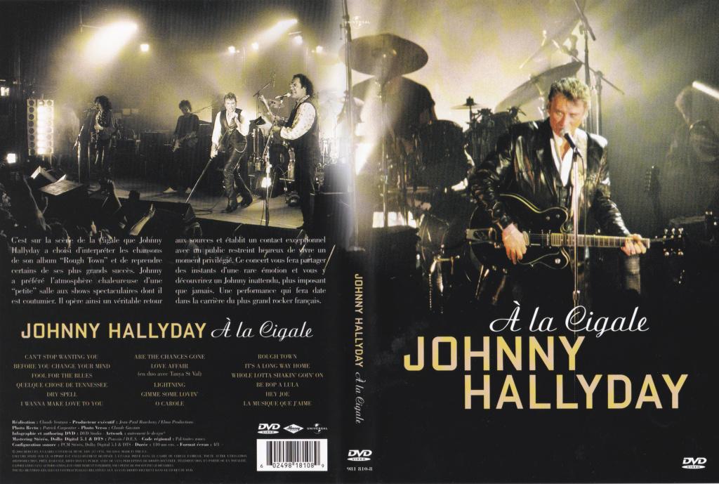 JAQUETTE DVD CONCERTS ( Jaquette + Sticker ) 1994_j11