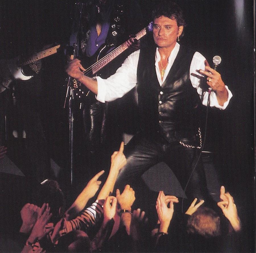 LES CONCERTS DE JOHNNY 'LA CIGALE, PARIS 1994' 1994_l13