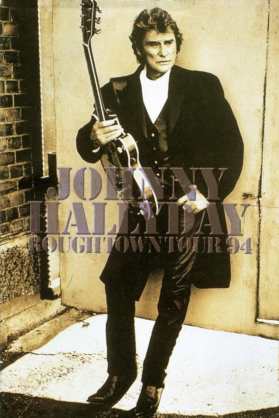 LES CONCERTS DE JOHNNY 'LA CIGALE, PARIS 1994' 1994ro11