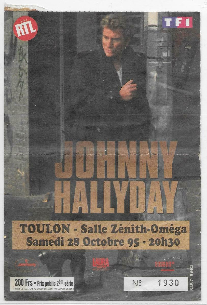 Pour Zorba (billets de concert) 1995_310