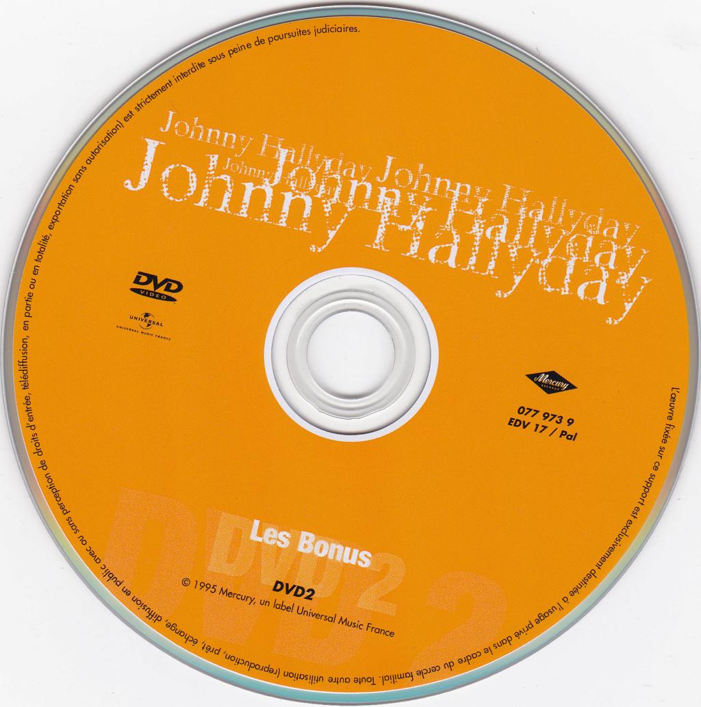 JAQUETTE DVD CONCERTS ( Jaquette + Sticker ) 1995_b12