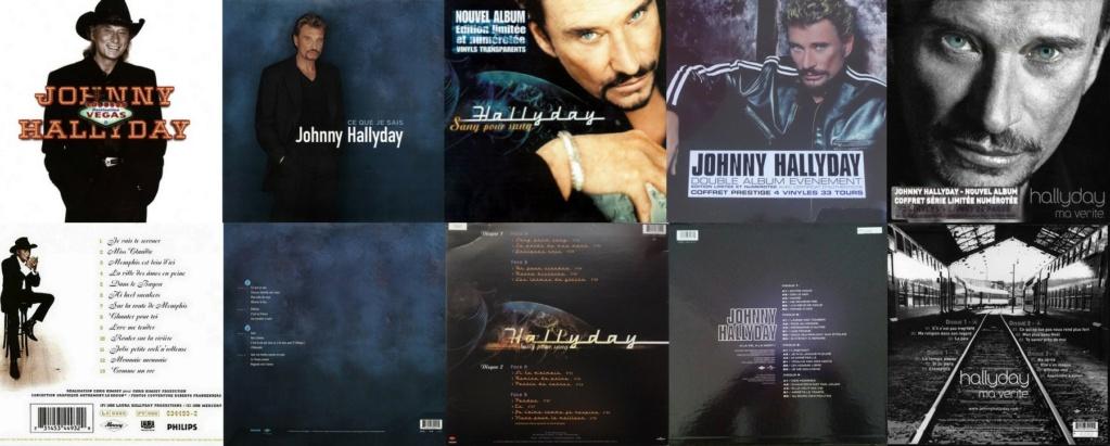 RECAPITULATIF DES ALBUMS STUDIO 33 TOURS OFFICIELS ( 1960 - 2017 ) 1996_510