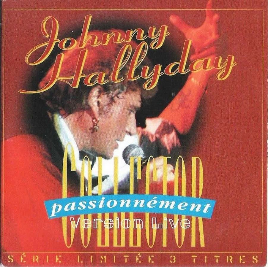 PARFUMS JOHNNY HALLYDAY ( COFFRET + CD )( 1995 - 1998 ) 1996_c10