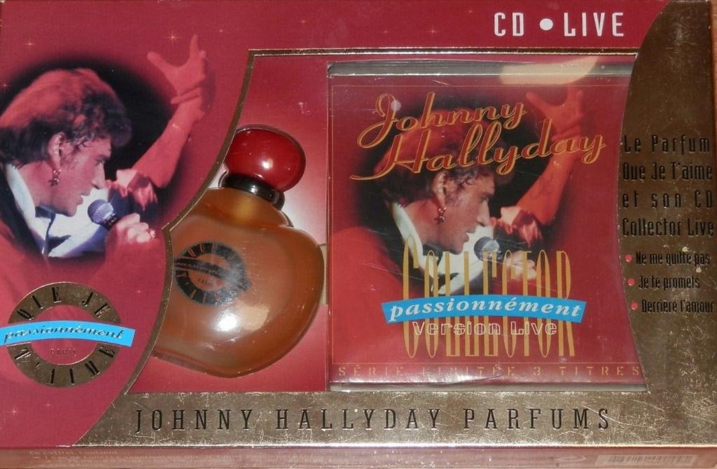 PARFUMS JOHNNY HALLYDAY ( COFFRET + CD )( 1995 - 1998 ) 1996_c11